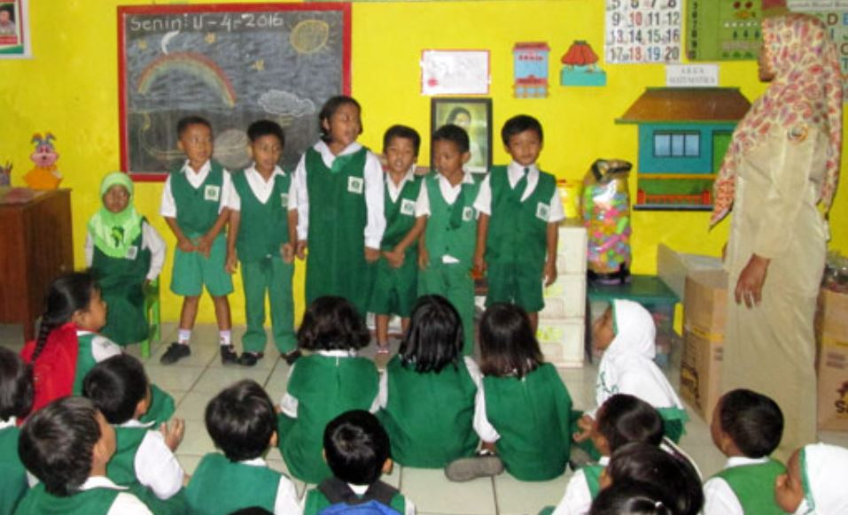 Kumpulan Lirik Lagu Dan Tepuk Anak Muslim Cocok Untuk