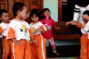 Semangati Anak Saat Belajar Di Sekolah Dengan Lagu Anak