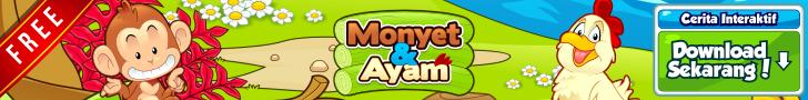 banner-riri-monyet-dan-ayam