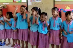 """Listen And Do"", Lagu Anak Karya Kak Zepe Sebagai Media Gerak Dan Lagu"