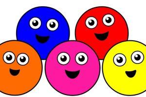 Mengenalkan Benda dan Warna Dengan Lagu Anak