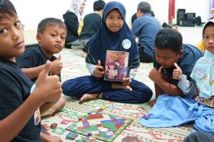 Seru!!! Perusahaan Ini Mengembangkan Game Keluarga Bertema Batik