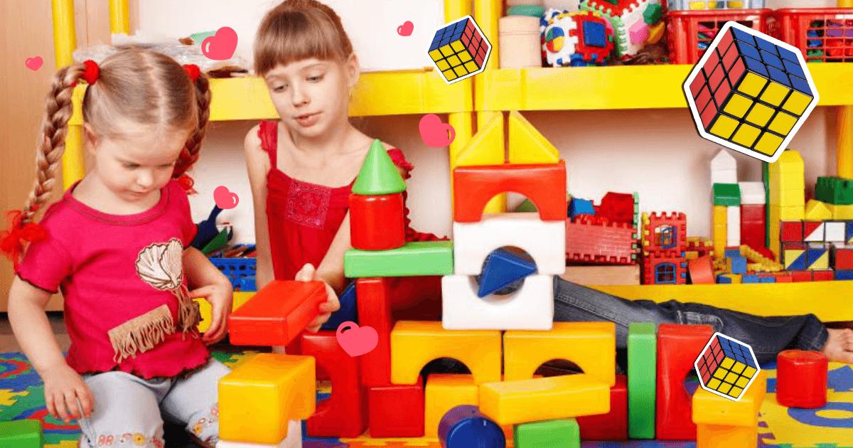 Anak dan mainannya